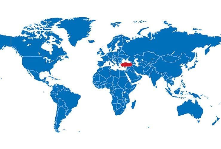 Bitufa'nın Asya ve Afrika'daki Küresel Üssü Türkiye Oluyor!